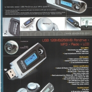 2004 XXODD PROMEDION MP3 PLAYER