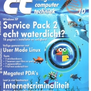 2004 Advertisement c`t Magazine 10