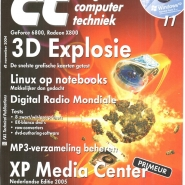 2004 Advertisement c`t Magazine 11