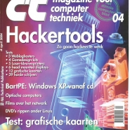 2004 Advertisement c`t Magazine 4