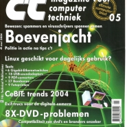2004 Advertisement c`t Magazine 5