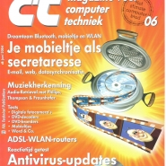 2004 Advertisement c`t Magazine 6