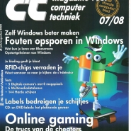 2004 Advertisement c`t Magazine 7