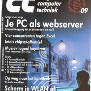 2004 Advertisement c`t Magazine 9