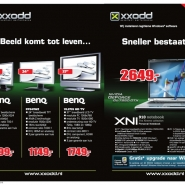 2006 XXODD Computers Microsoft Brochure A5 Size Digital