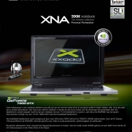 2006 XXODD Gaming Laptops Brochures September