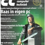 2006 XXODD Advertisement c`t Magazine 11
