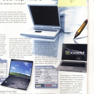 2006 PROMEDION XXODD Game Laptop Review WinMagazine 4