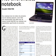 2006 XXODD Laptop Review PCActive Magazine